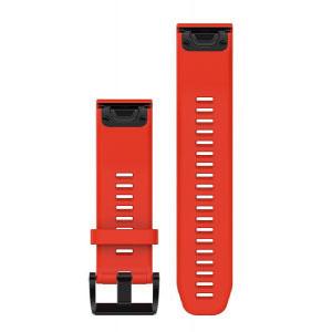 Malla Quickfit 22 Roja para Fr 935 y Fenix 5