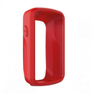 Funda de silicona Roja edge 820