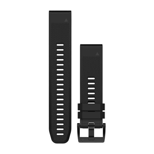 Malla Quickfit 22 Negra para Fr 935 y Fenix 5